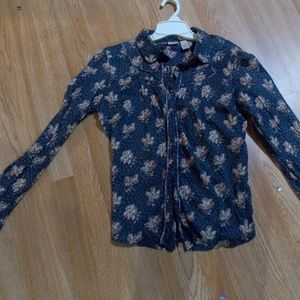 Buckle/Day trip brand button up shirt